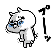 Bad mood sticker #4143753
