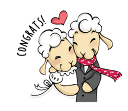 Lambie : Special events (ENG) sticker #4145130