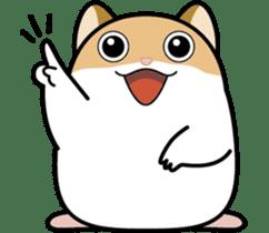 Ham-cho! sticker #4146889