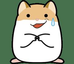 Ham-cho! sticker #4146901