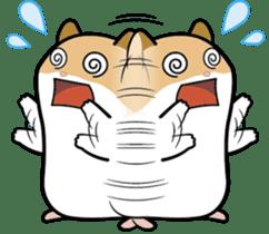 Ham-cho! sticker #4146903