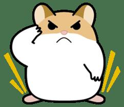 Ham-cho! sticker #4146905
