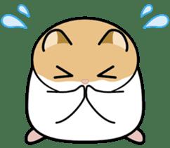 Ham-cho! sticker #4146914