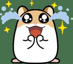 Ham-cho! sticker #4146919