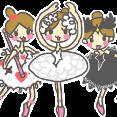The Ballerina ballet