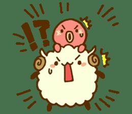 Animals with Attitude! Part4 sticker #4150173