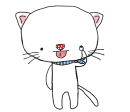 1 day of free cats sticker #4161098