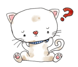 1 day of free cats sticker #4161104