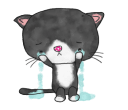 1 day of free cats sticker #4161113