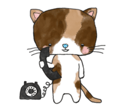 1 day of free cats sticker #4161129