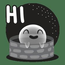 Pon Pon, the ghost sticker #4163200