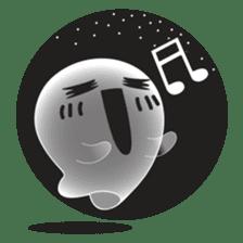 Pon Pon, the ghost sticker #4163201
