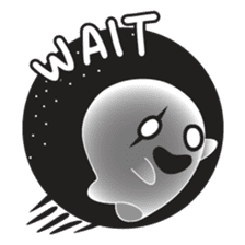Pon Pon, the ghost sticker #4163202