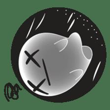 Pon Pon, the ghost sticker #4163204