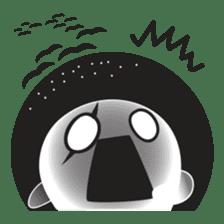 Pon Pon, the ghost sticker #4163205