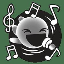 Pon Pon, the ghost sticker #4163206