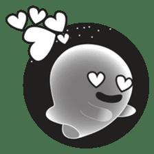 Pon Pon, the ghost sticker #4163207