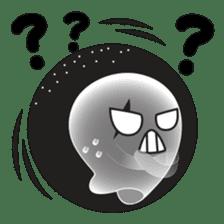 Pon Pon, the ghost sticker #4163210