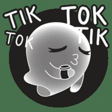Pon Pon, the ghost sticker #4163212