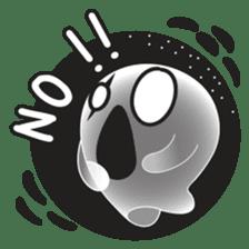 Pon Pon, the ghost sticker #4163213