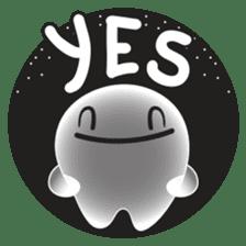 Pon Pon, the ghost sticker #4163214