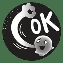 Pon Pon, the ghost sticker #4163215