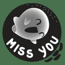 Pon Pon, the ghost sticker #4163223