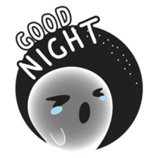 Pon Pon, the ghost sticker #4163227