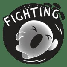 Pon Pon, the ghost sticker #4163229