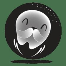 Pon Pon, the ghost sticker #4163232