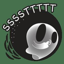 Pon Pon, the ghost sticker #4163233