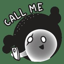 Pon Pon, the ghost sticker #4163234