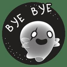 Pon Pon, the ghost sticker #4163239