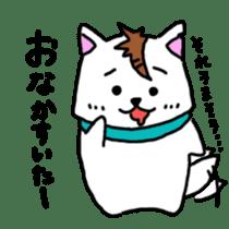 GERAWANKO is faithful dog? sticker #4176963