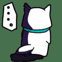 GERAWANKO is faithful dog? sticker #4176972