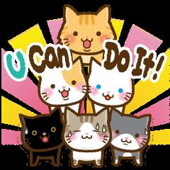 """Kawaii"" Cats - SECOND SERIES -"