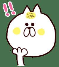 Meronpan Cat Sticker. sticker #4184234