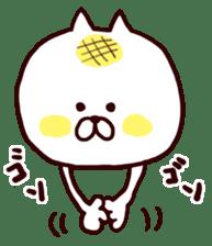 Meronpan Cat Sticker. sticker #4184258