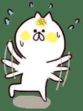 Meronpan Cat Sticker. sticker #4184264