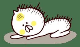 Meronpan Cat Sticker. sticker #4184270