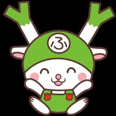 "Japanese Yuruchara""Fukkachan"""
