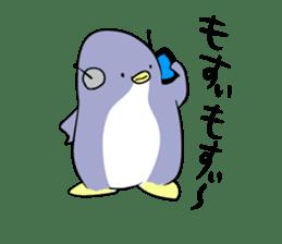 Dancing penguin sticker #4197850