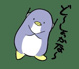 Dancing penguin sticker #4197853