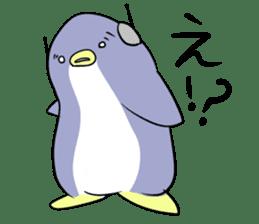 Dancing penguin sticker #4197866