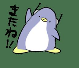Dancing penguin sticker #4197873