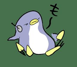 Dancing penguin sticker #4197883
