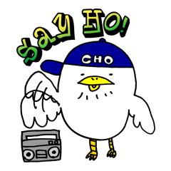 HIPHOP DUCK English Ver!