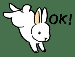 English Bunny sticker #4202700