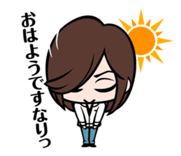 Masaki Kyomoto stickers ~ Modern Version sticker #4202857