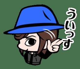 Masaki Kyomoto stickers ~ Modern Version sticker #4202860